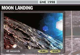 Grolier Multimedia Encyclopedia 98 Screen Shot