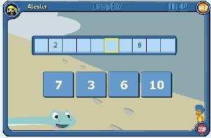 DreamBox Learning K-2 Math screenshot