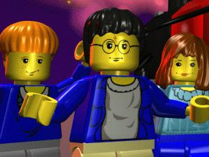 Lego Creator Harry Potter Screen Shot