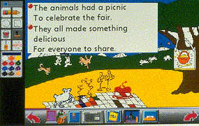 Childrens Software Screen Shot