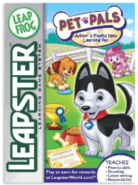 Leapster Pet Pals