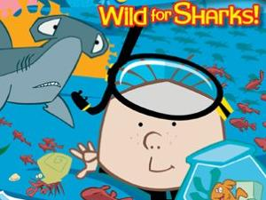 Playhouse Disney's Stanley: Wild for Sharks!  Screen Shot